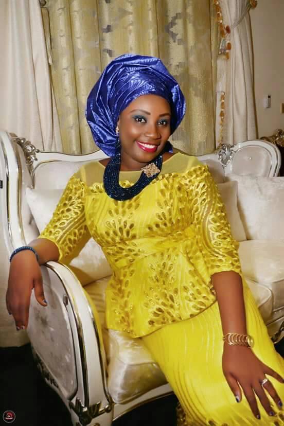 HAPPY BIRTHDAY MRS EBIYE NYIMENKA MIKE EJIRE A MOTHER TO ALL.