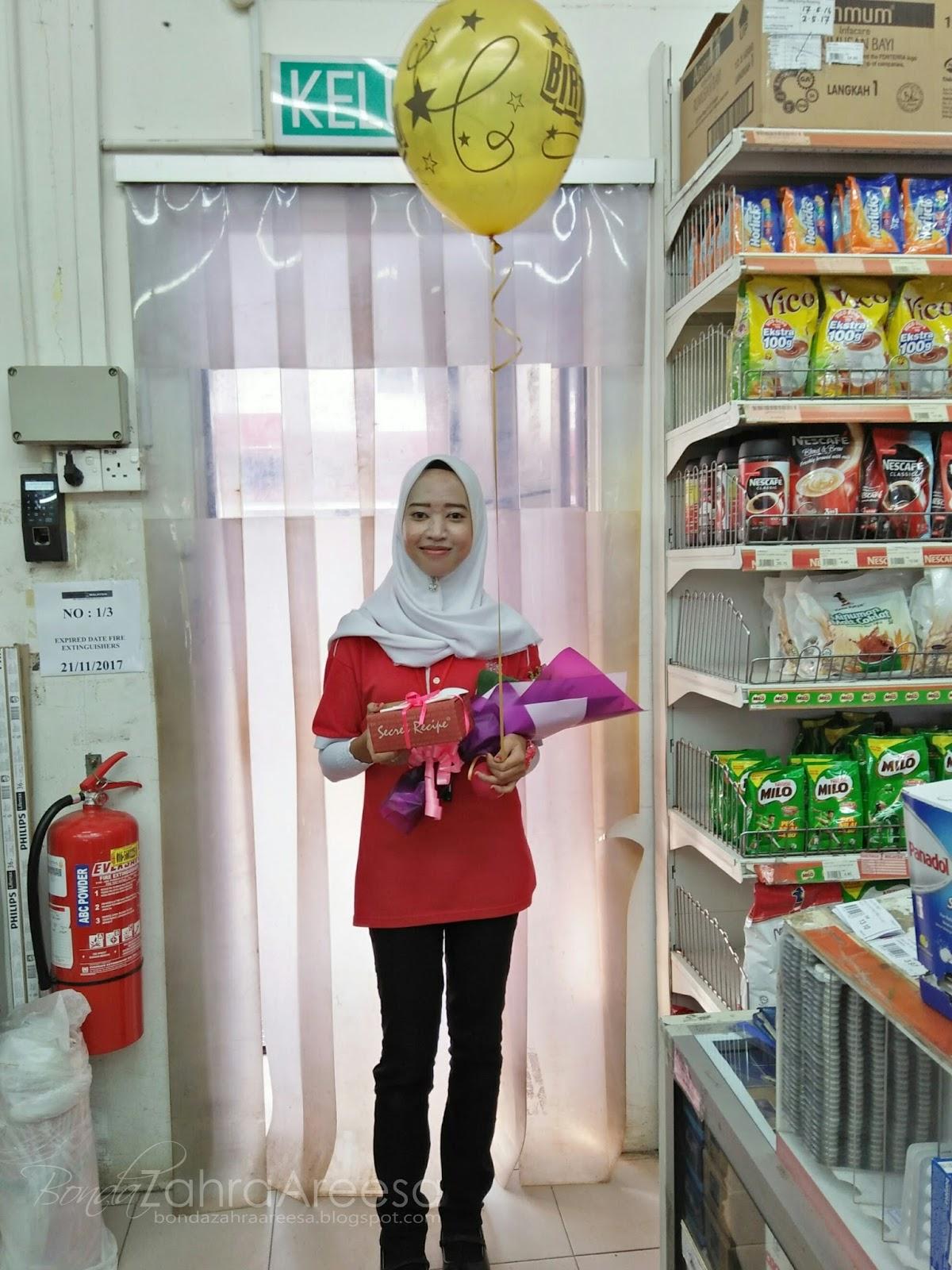 Suprise Delivery Perak