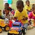 Más de 50 mil niñas y niños beneficiados con jornadas entrega de juguetes de parte del Despacho Primera Dama