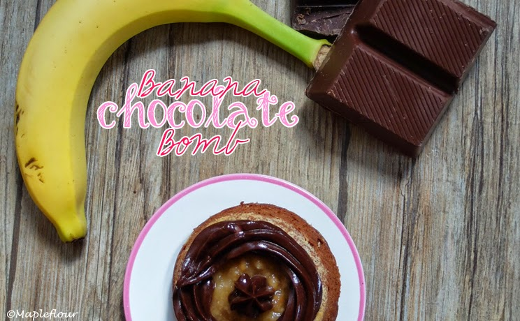 http://www.mapleflour.de/banana-chocolate-bomb/