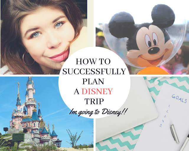 My Disneyland Paris Planning Guide 2018 | I'm Going To Disney!!