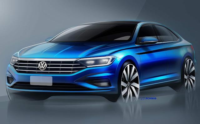 VW Jetta VII