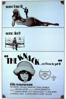 Watch The Knack… and How to Get It (1965) movie free online