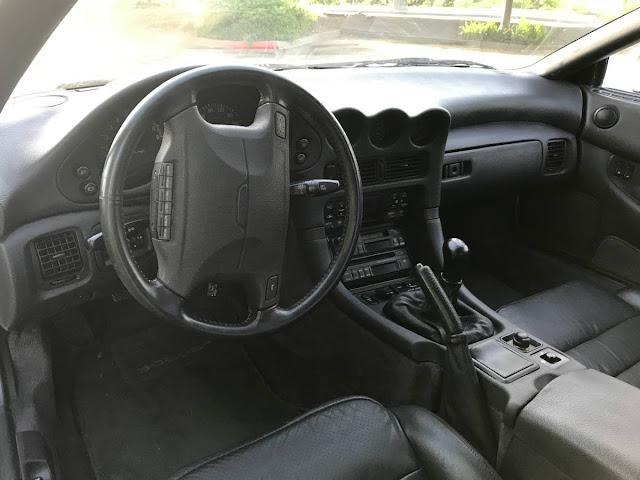 Daily Turismo: White Whale: 1992 Mitsubishi 3000GT VR4
