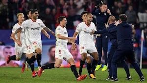 Prediksi Skor Sevilla vs Lazio 21 Februari 2019
