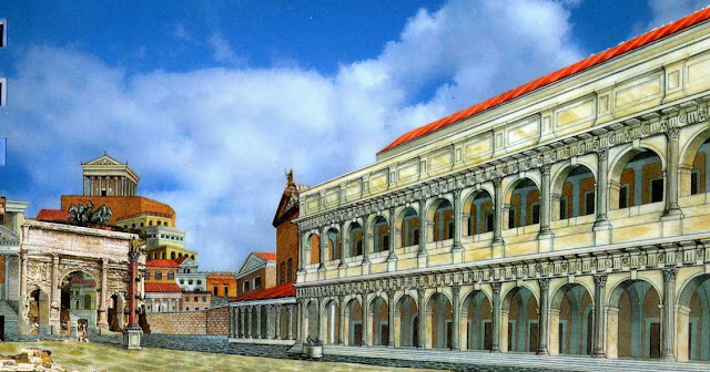 Roma y Derecho romano
