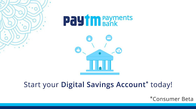 Paytm Payments Bank Press Note: Open a Paytm Payments Bank account in less than a minute