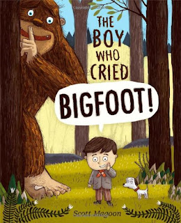The Boy Who Cried Bigfoot! I Book about honesty