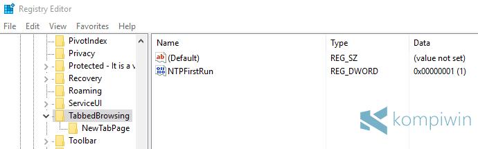 Cara Hilangkan Tab Preview di Microsoft Edge 2