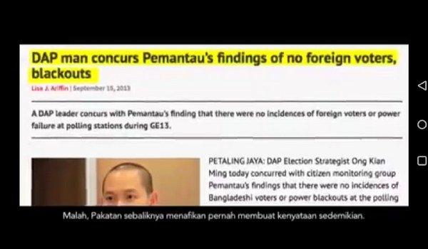 PRU14: Mahathir kitar semula penipuan pengundi hantu dari Bangladesh