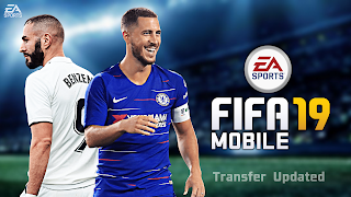 FIFA 19 Mobile Android Offline New Transfer Update Best Graphics