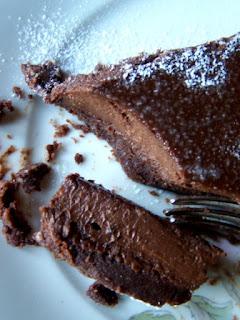 Crostata divina al cioccolato e nocciole