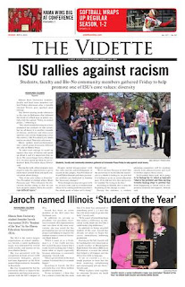 The Vidette - Illinois State University's newspaper