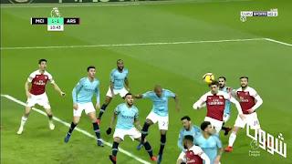 فيديو اهداف مانشستر سيتي - ارسنال 3-1 الدوري الانجليزي 03-02-2019