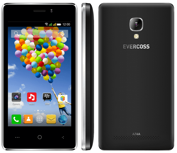 Download Firmware Evercoss A74A