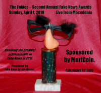 The Fakies/Fake News Awards