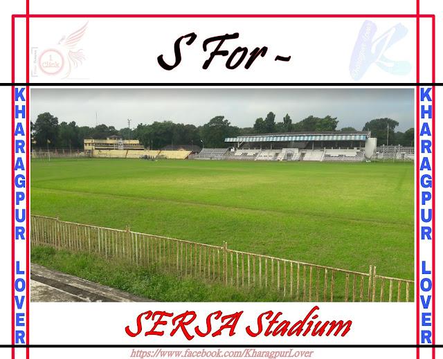 Sersa Stadium, South Side, Kharagpur, West Bengal