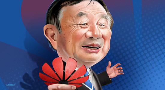 الرئيس التنفيذي لشركة Huawei يؤكد على أن هواوي يمكن أن يصبح رقم واحد في العالم من دون GOOGLE