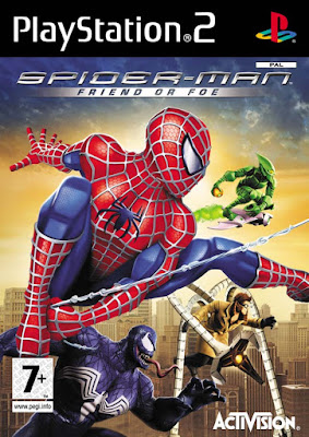 Spider-Man Friend Or Foe 2007 PS2 PAL Multi Spanish