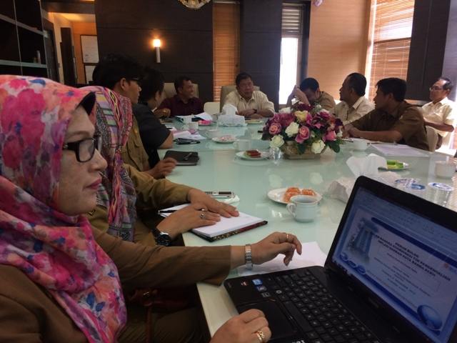 Rapat TPID: Lima Komoditi Pengaruhi Inflasi Bulan November
