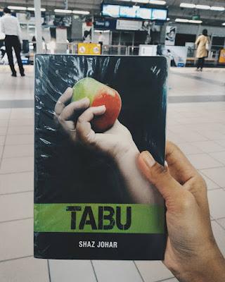 Tabu | Buku Fixi - Instagram