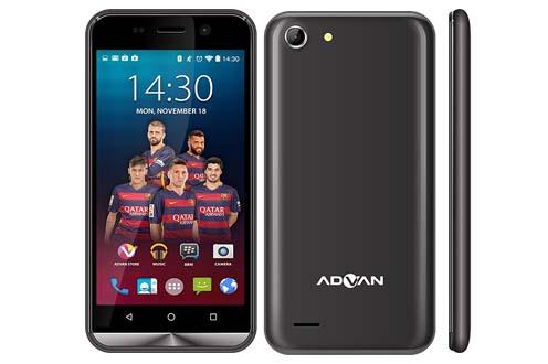 Spesifikasi dan Harga Advan i45 Terbaru, Smartphone Android Lollipop 4G LTE Murah