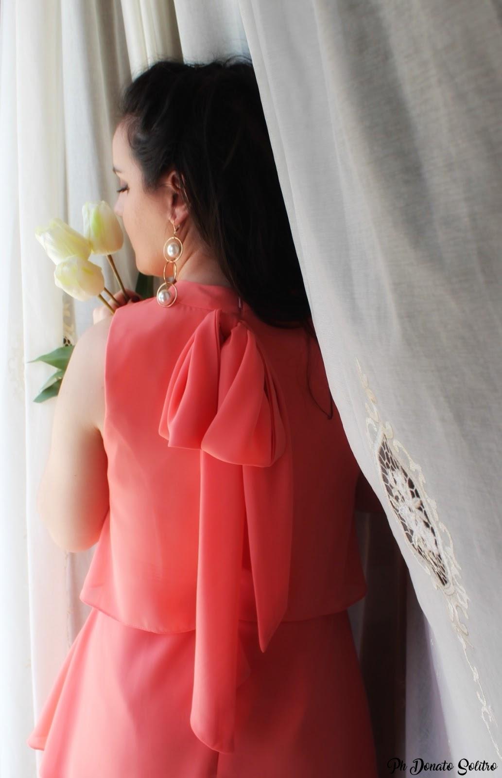 Come si deve vestire la sorella della sposa?