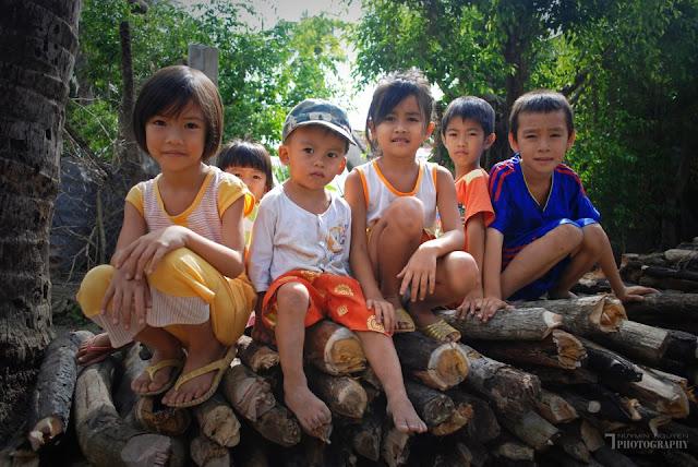 Trẻ em Sông Cầu