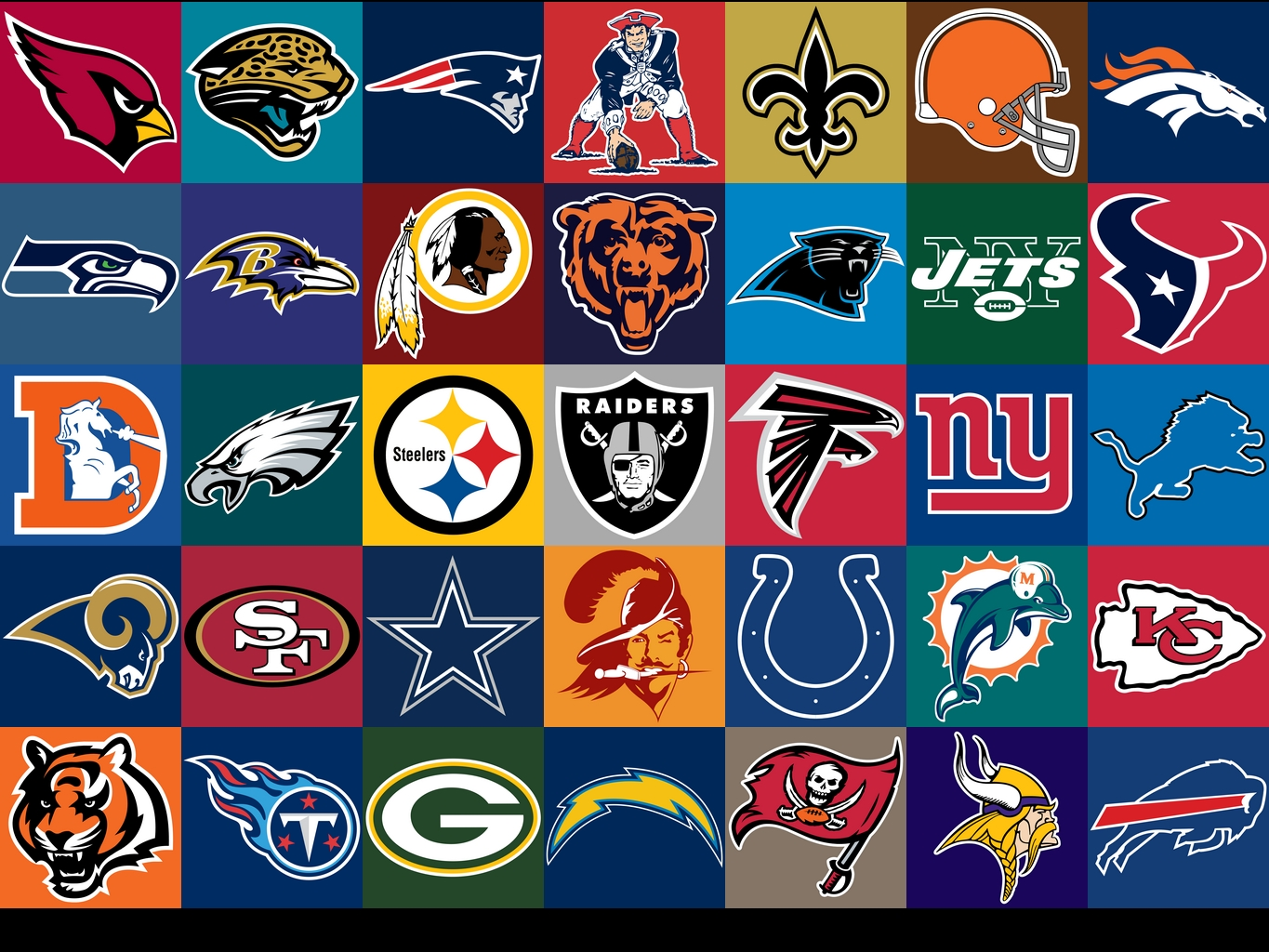 Cool Cars Games >> NFL Logo - Logos Pictures