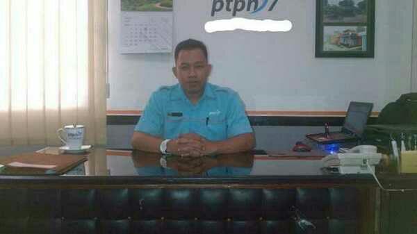 PTPN VII Cinta Manis Akui Alat Pemadam Kebakaran Kurang Maksimal