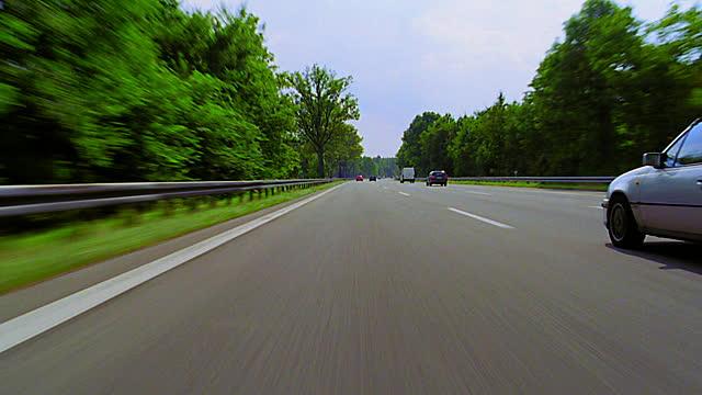 Accident pe autostrada A1 pe sensul Lugoj-Timisoara, in zona Iosifalau