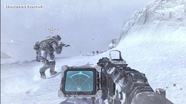 Call Of Duty Modern Warfare 2 - Xbox 360 - Captura 1