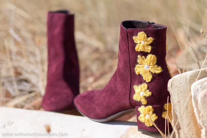 Blog Adicta a los zapatos con botines tendencia moda de la temporada