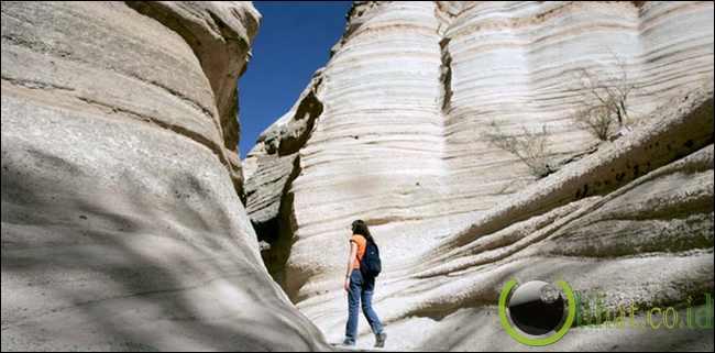 Kasha Katuwe Tent Rocks (New Mexico, US)