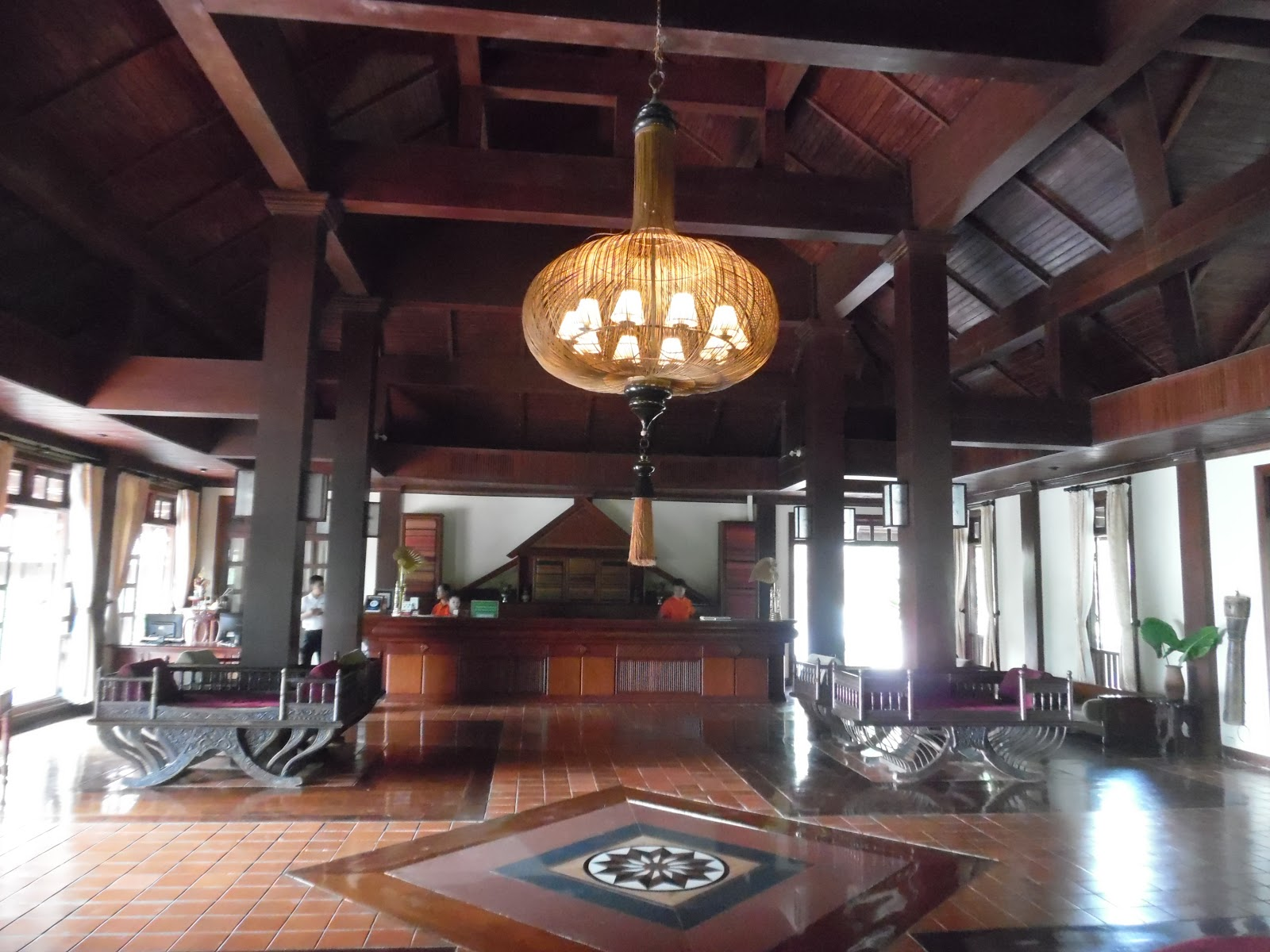 The Holiday And Travel Magazine Villa Santi Hotel Resort The