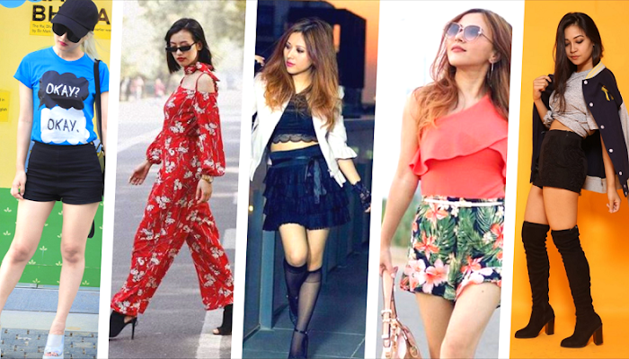 These fashion bloggers from North East India will make you fall in love with all things quintessentially feminine