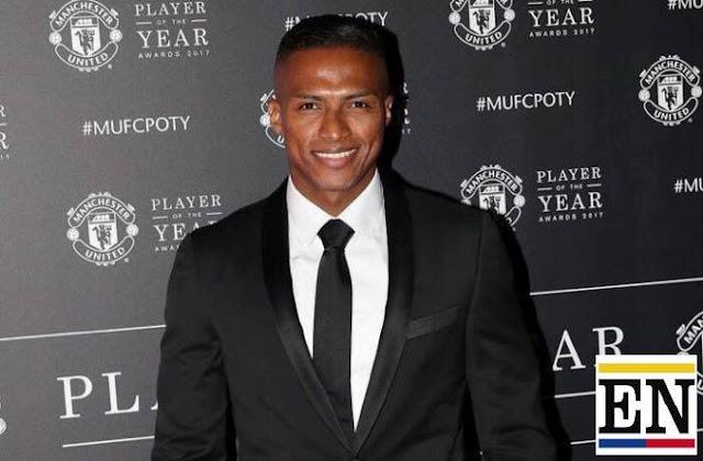 antonio valencia mejor jugador manchester united