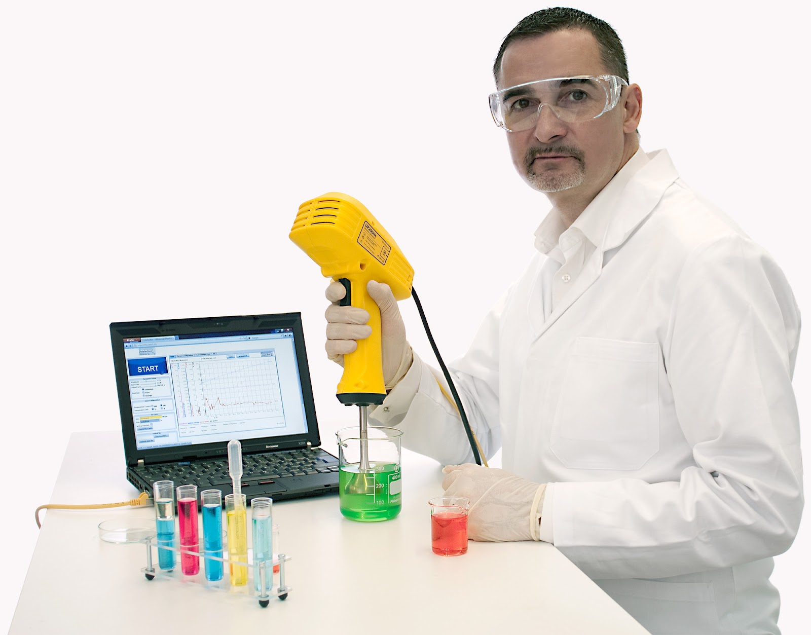Ultrasonic Applications In Lab And Industry