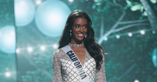 MISS USA 2017 (Preliminary Competition/Evening Gown): Miss California USA - India Williams