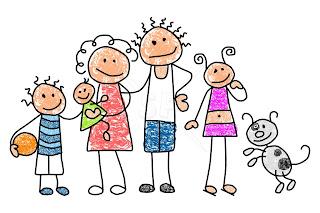 Materi dan Soal Bahasa Inggris 'My Family' (Keluargaku) Kelas 2 SD