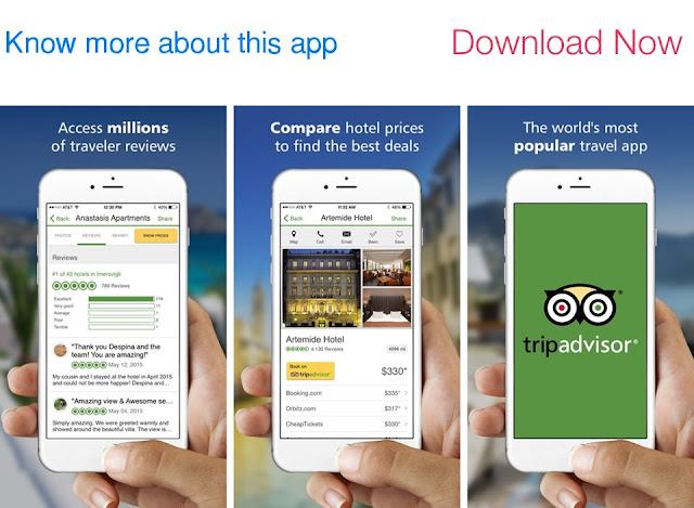 Download TripAdvisor Hotels Flights Restaurants for iOS