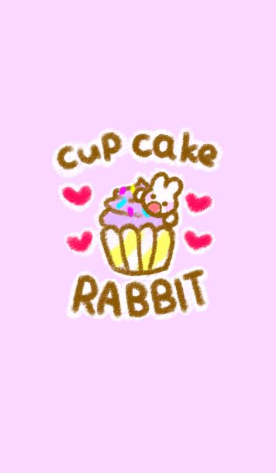 cupcake rabbit