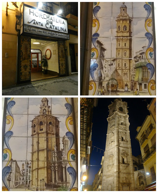 Onde beber horchata em Valencia - Horchateria Santa Catalina