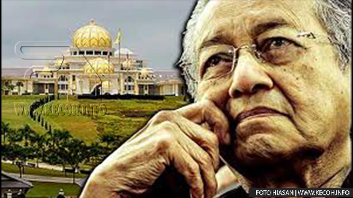Agong Tolak Calon Peguam Negara Yang Dicadangkan Tun Dr Mahathir