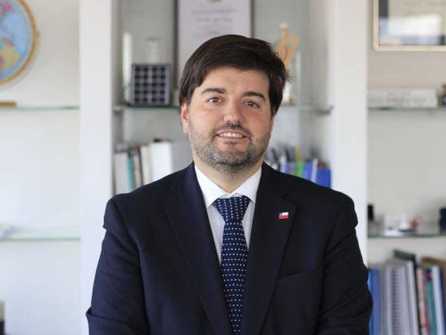 Francisco López,subsecretario de Energía