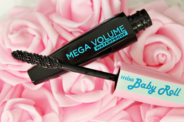L'Oreal Miss Baby Roll Mega Volume Mascara