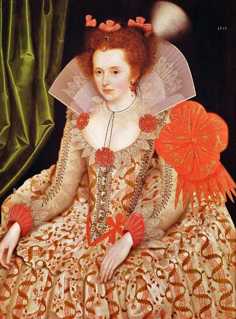 The Death of Queen Elizabeth I