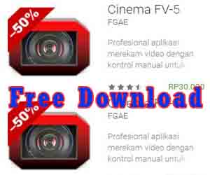 Download Cinema FV5 Pro disini!