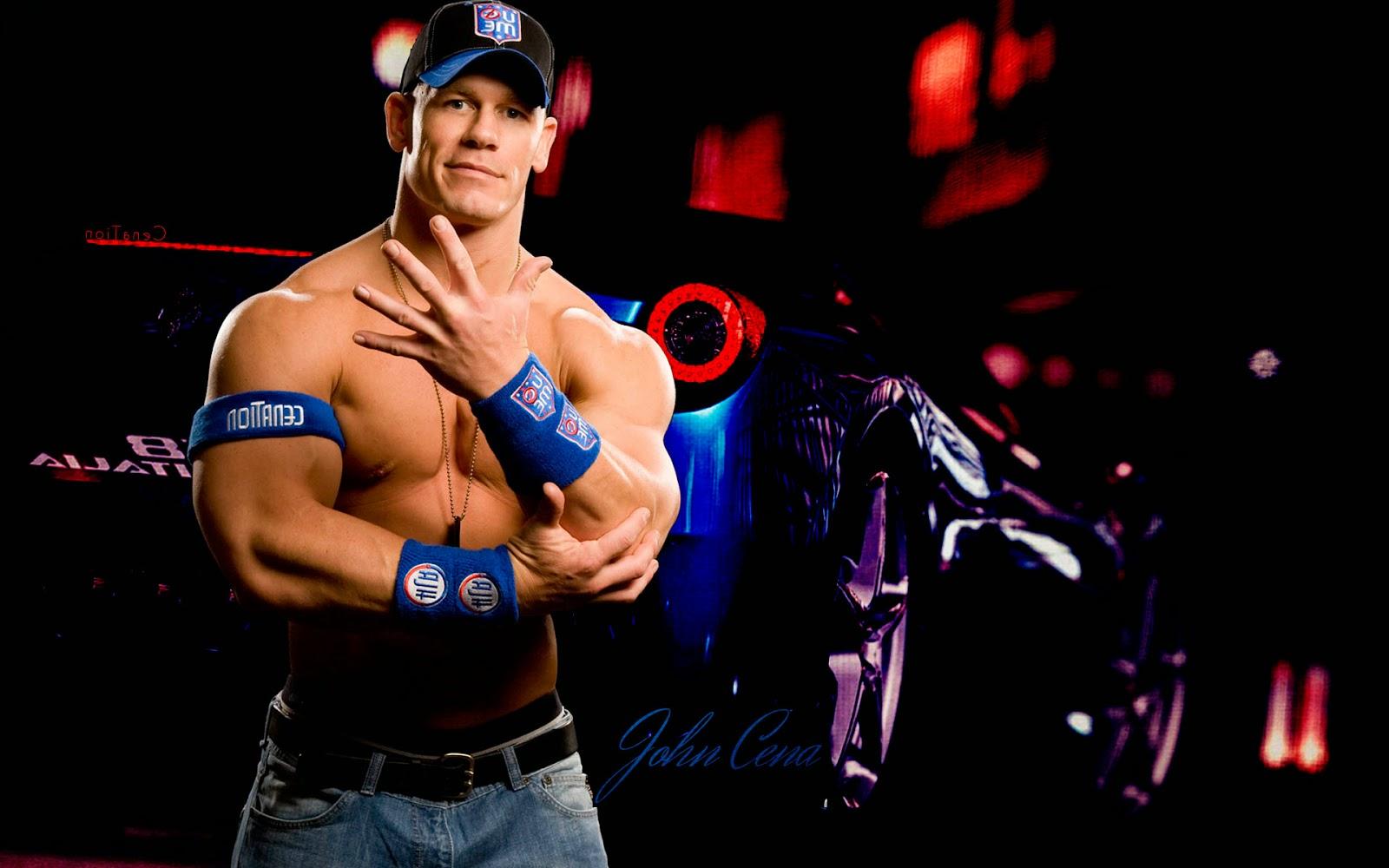 WWE John Cena Fresh HD Wallpapers