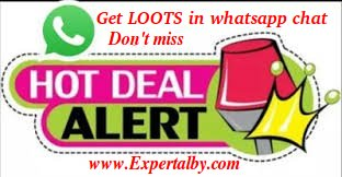 whatsapp broadcast alerts free loot deals